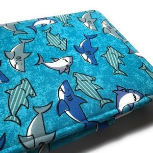 Shark ipad case fits ipad 10.5, 9.7 and air